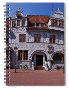 Celle Rathaus Spiral Notebook