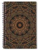 Celtic Blossom K12-og-4 Spiral Notebook