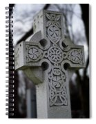 Celtic Cross 10194 Spiral Notebook