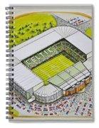 Celtic Park Spiral Notebook