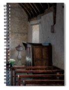 Celynnin Church Spiral Notebook