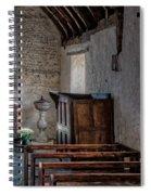 Celynnin Church V2 Spiral Notebook