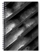 Cement Steps Number Two Spiral Notebook