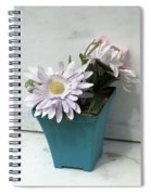 Cemetary Flowers 3 Spiral Notebook