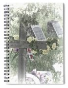 Cemetery Spiral Notebook