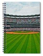 Center Field Spiral Notebook