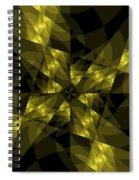 Center Square Spiral Notebook