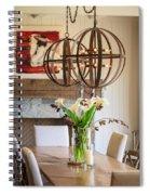 Centerpiece 2 Spiral Notebook