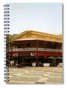 Central Cairns Historical Buildings Spiral Notebook