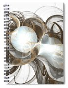 Central Core Spiral Notebook