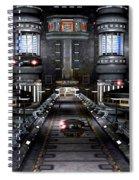 Central Dispatch Spiral Notebook