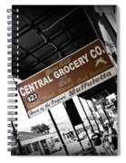 Central Grocery Spiral Notebook