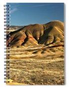 Central Oregon Painted Hills Spiral Notebook