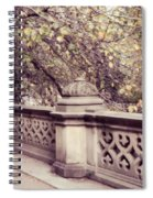 Central Park - New York Spiral Notebook