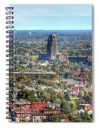 Central Terminal  Spiral Notebook