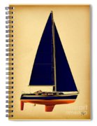 Ceq Black Sails Spiral Notebook
