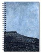 Cerro Pedernal Spiral Notebook