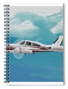 Cessna 310 Twin Engine Spiral Notebook