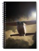 Cessna Fast Light Spiral Notebook