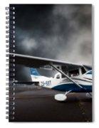 Cessna Ground Spiral Notebook