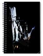 Cessna Reflection Spiral Notebook
