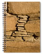 Chaco Bricks Spiral Notebook