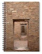 Chaco Canyon Spiral Notebook
