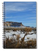 Chaco Greeting Spiral Notebook