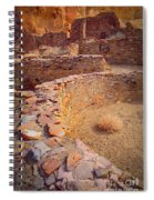 Chaco Ruins #1 Spiral Notebook