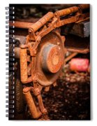 Chain Driven Spiral Notebook