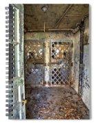 Chain Gang-3 Spiral Notebook