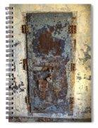 Chain Gang-4 Spiral Notebook