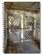 Chain Gang-5 Spiral Notebook