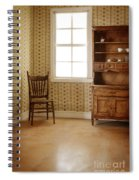 Chair And Cupboard Spiral Notebook