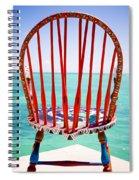Chair Spiral Notebook