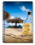 Chairman's Reserve Rum Spiral Notebook