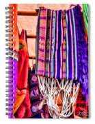 Chairs And Hammocks By Diana Sainz Spiral Notebook