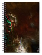 Chairway To Heaven Spiral Notebook