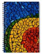Chakra Swirl Spiral Notebook