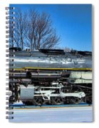 Challenger Panoramic 02 Spiral Notebook