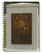 Challenger Space Shuttle Memorial Spiral Notebook