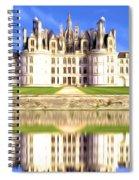 Chambord Castle Spiral Notebook