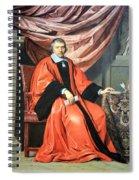 Champaigne's Omer Talon Spiral Notebook