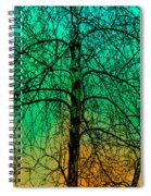 Change Of Seasons Number Tw0 Spiral Notebook
