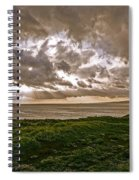 Changing Sky Spiral Notebook