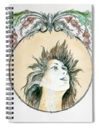 Chanson D'amour Spiral Notebook