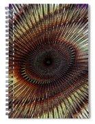 Chant Spiral Notebook