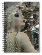 Chantelle Spiral Notebook