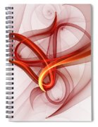 Chaotic Together Spiral Notebook