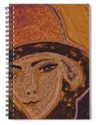 Chapeau By Jrr Spiral Notebook